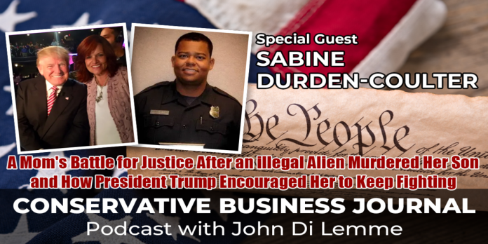 sabine durden coulter illegal alien