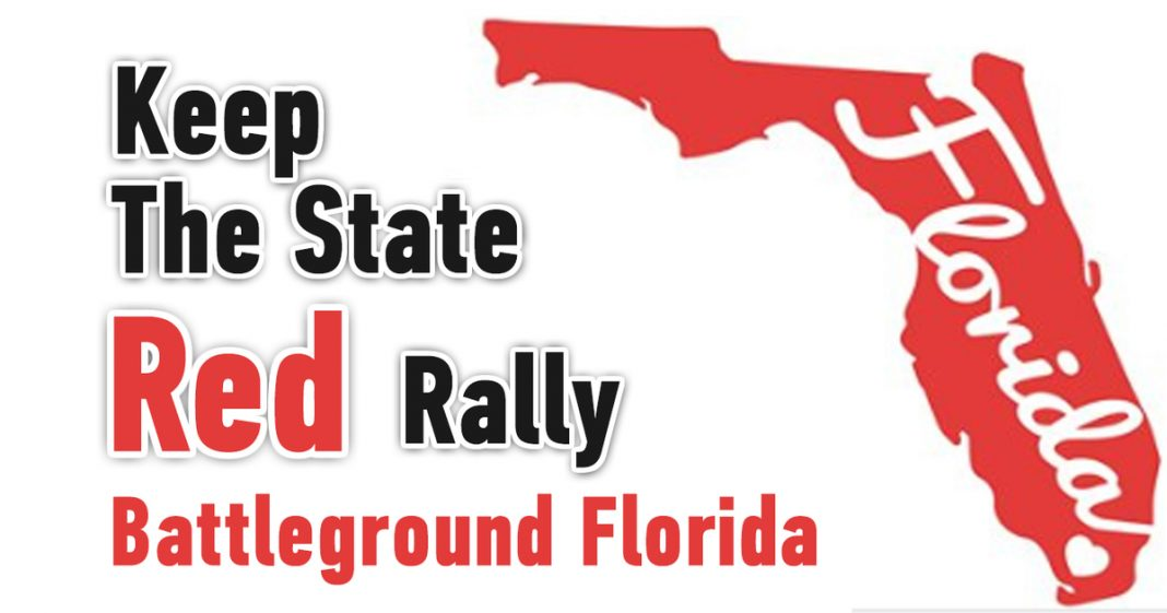 keep state red rally
