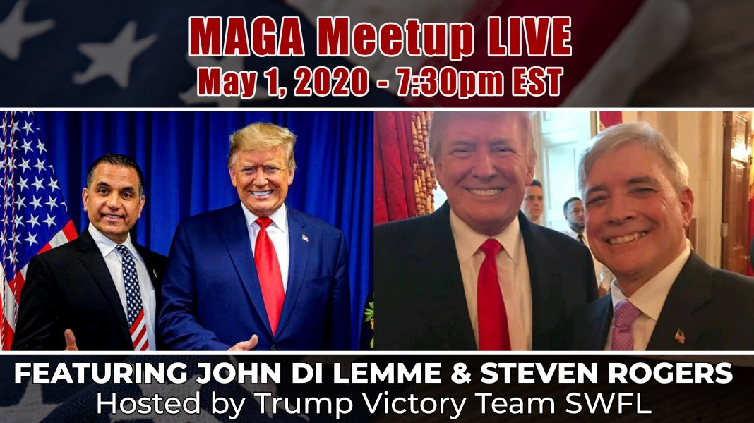 john di lemme MAGA Meet up