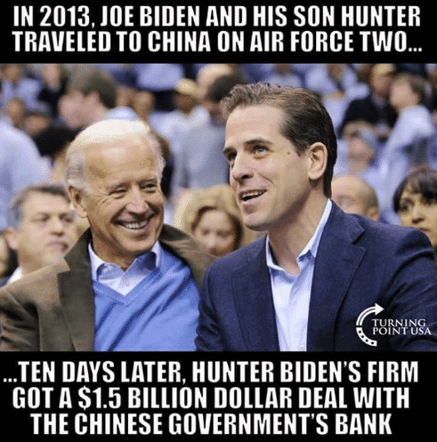 job biden china