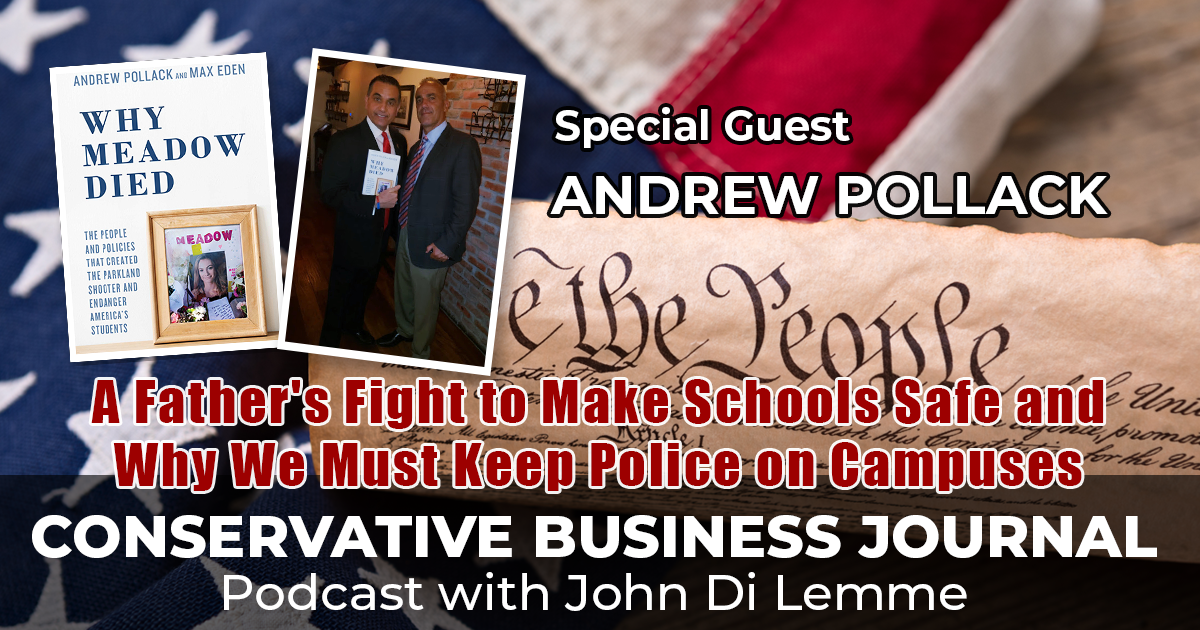 Andrew Pollack police