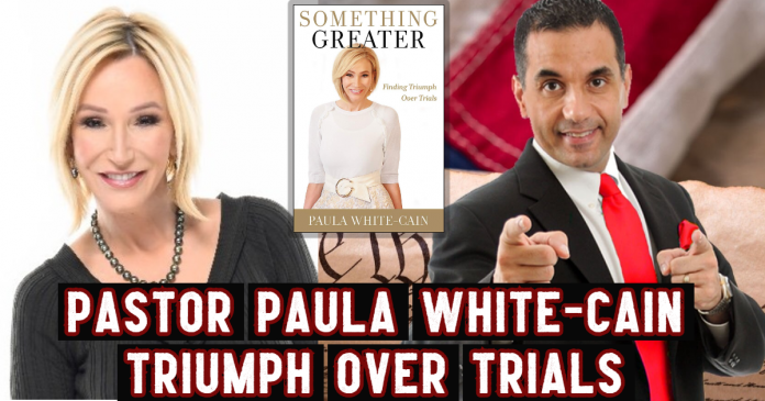 Pastor Paula White Cain - Conservative Business Journal Podcast
