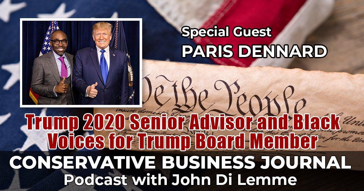 Paris Dennard Trump