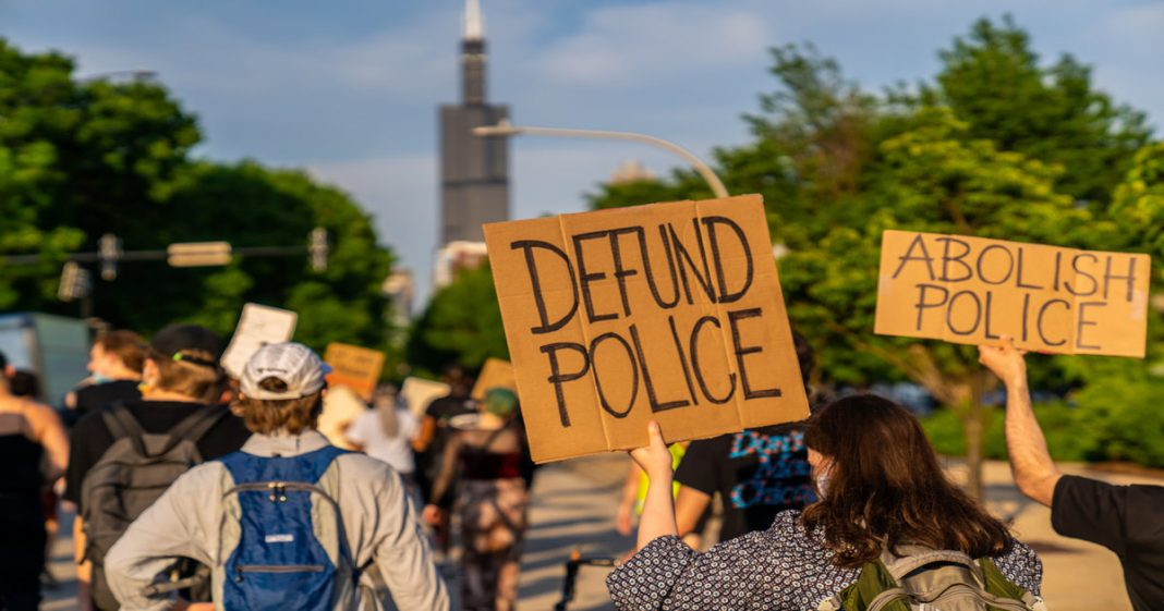 defunding the police democrats