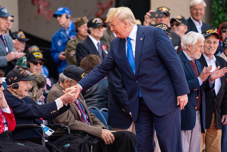 Vote Trump to Protect Veterans - Conservative Business Journal