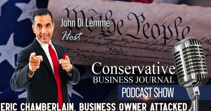 Business Owner - Conservative Business Journal Podcast - John Di Lemme