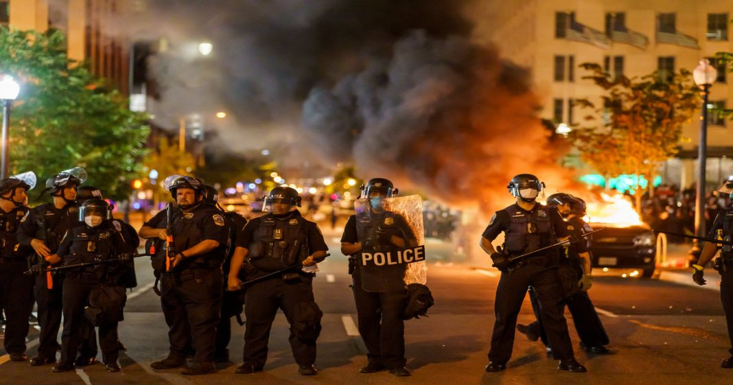 Police Riots Deadly Force Democrats - Conservative Business Journal