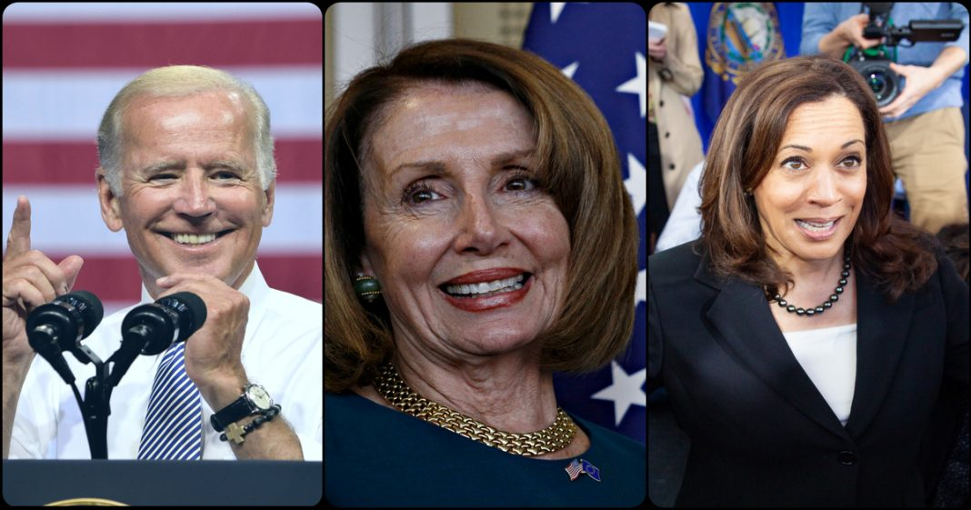 trojan horse - pelosi biden kamala harris  - Conservative Business Journal John Di Lemme - Conservative News