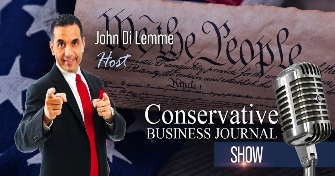 Conservative Business Journal Podcast Show Kamala Harris
