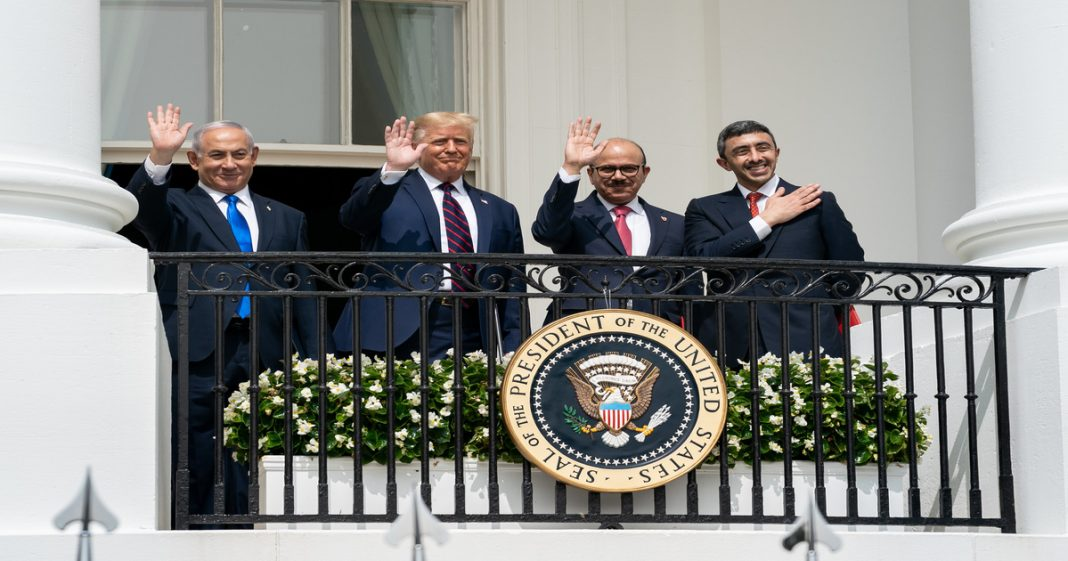 Abraham Accords Peace Agreement and Rosh Hashanah - Conservative Business Journal