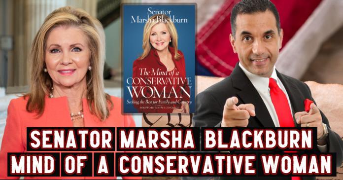Marsha Blackburn - Conservative Business Journal Podcast - John Di Lemme
