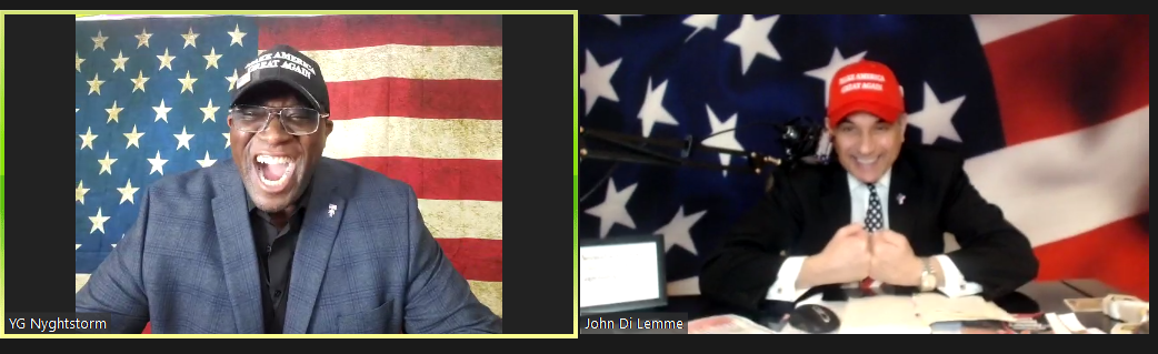YG Nyghtstorm - John Di Lemme - Conservative Business Journal Podcast