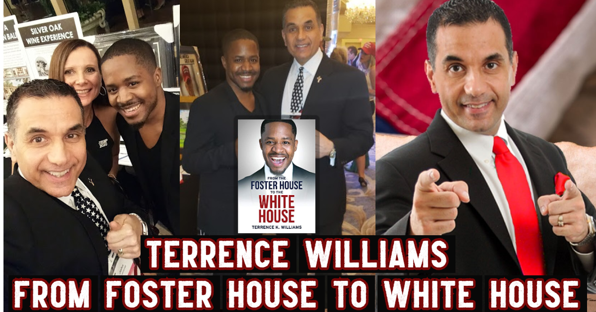 Terrence Williams - Conservative Business Journal Podcast - John Di lemme