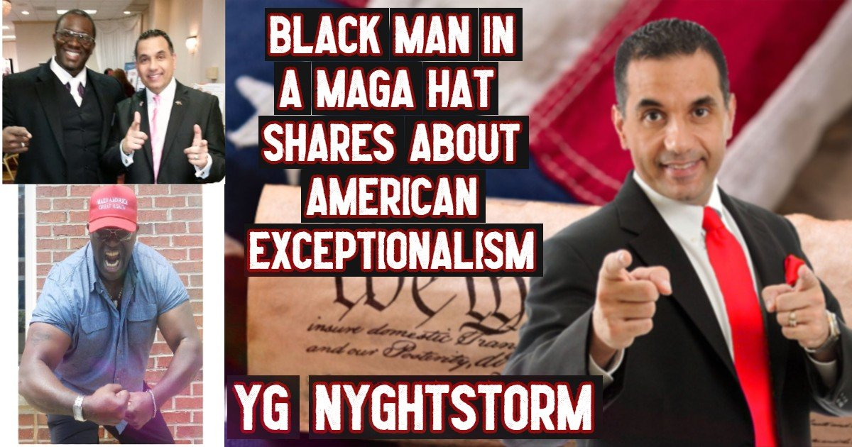 YG Nyghtstorm - Conservative Business Journal Podcast - John Di Lemme