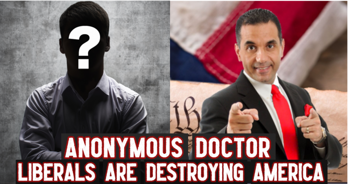 Anonymous Doctor - Conservative Business Journal - John Di Lemme