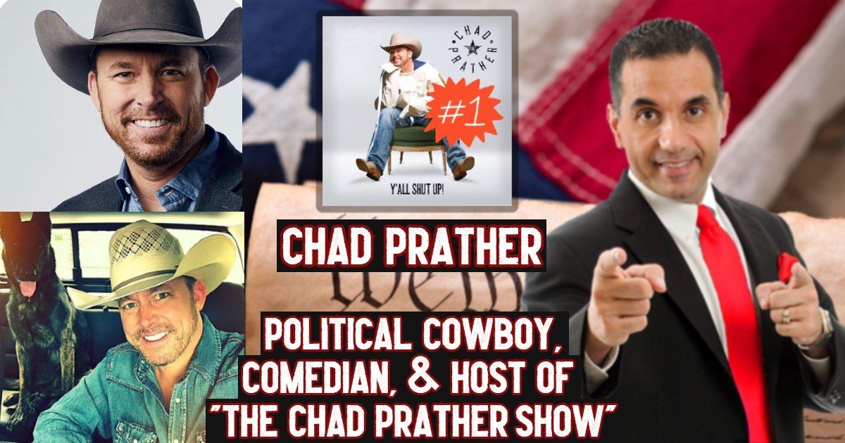 Chad Prather - Political Cowboy - Conservative Business Journal - John Di Lemme