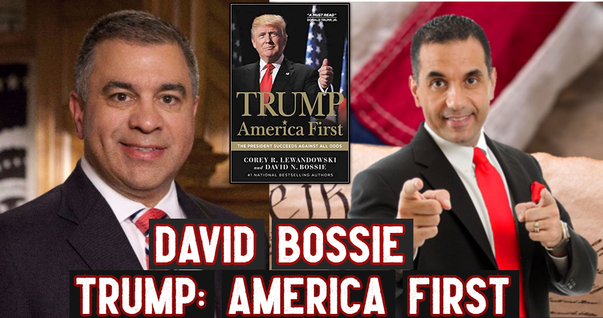 David Bossie - John Di Lemme - Conservative Business Journal Podcast - Trump