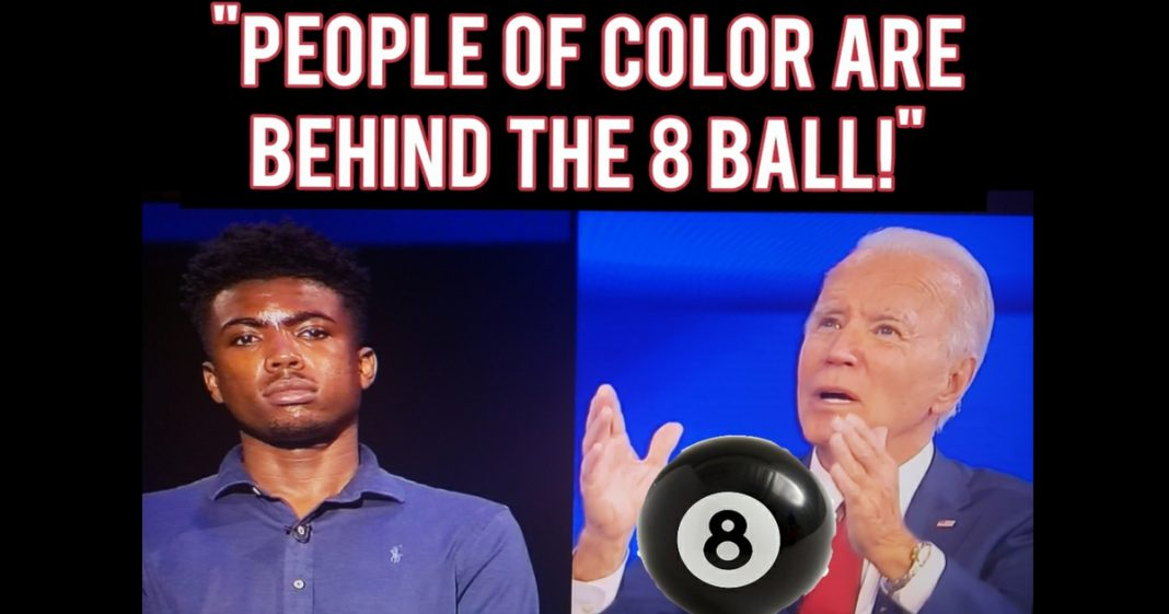 Joe Biden - People of Color - Conservative Business Journal