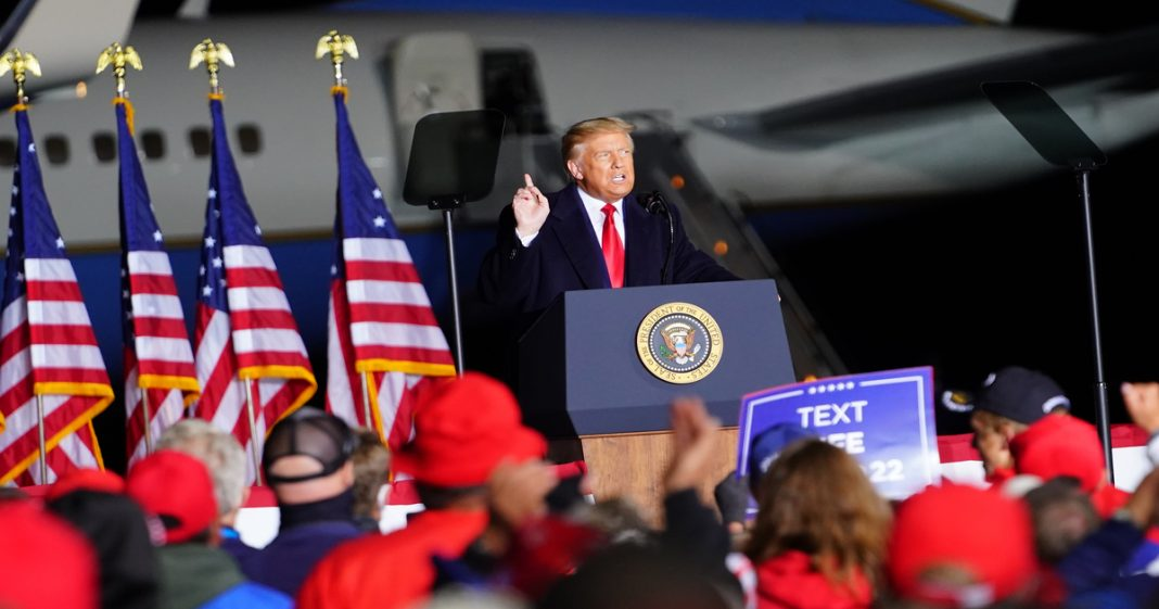 Vote for the Future of America - Donald Trump - Conservative Business Journal