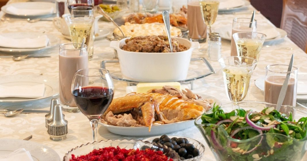 Conservative Business Journal - Oregon Kate Brown - Thanksgiving