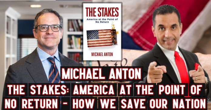 Michael Anton - The Stakes - Conservative Business Journal Podcast