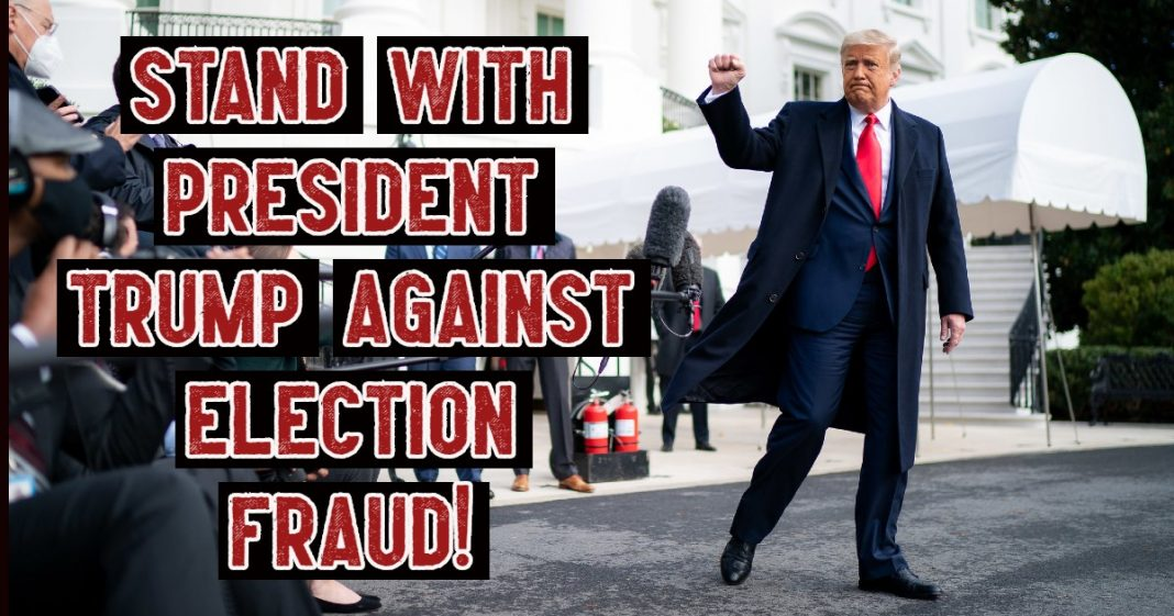 President Trump - Election Fraud - Conservative Business Journal