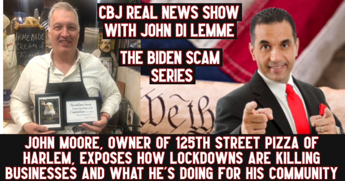 New York Business Owner Lockdowns John Di Lemme - Conservative Business Owner