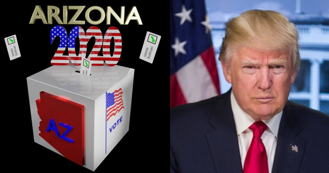 Trump Arizona Ducey Election - Conservative Business Journal