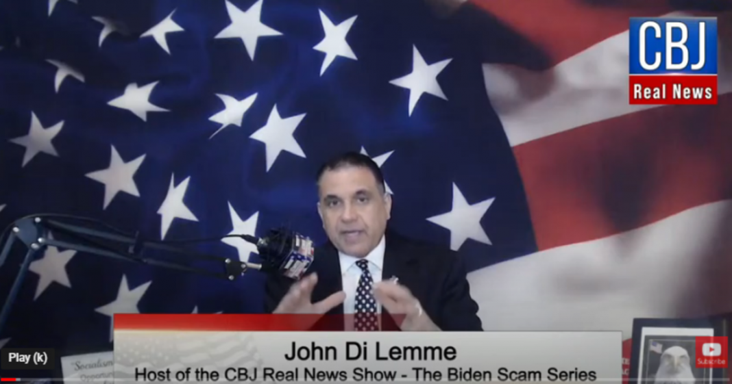 CBJ Show - John Di Lemme - Conservative Business Journal