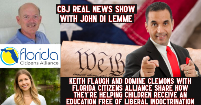 Domine Clemons Keith Flaugh - Florida Citizens Alliance - Conservative Business Journal