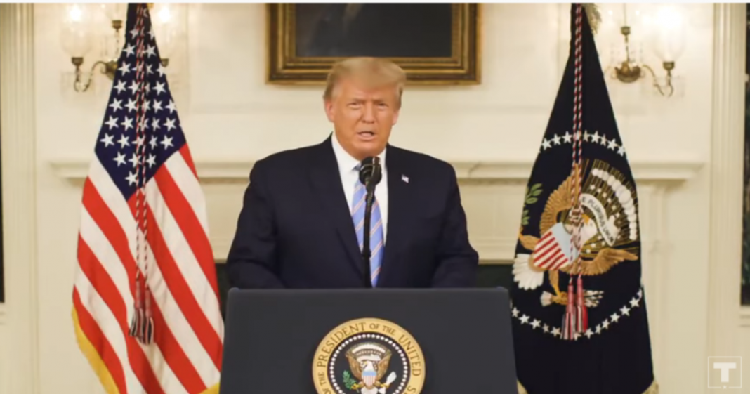 President Trump Message to the American People - Conservative Business Journal