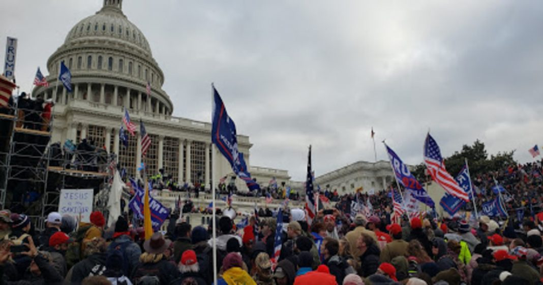 Trump Supporters - Capitol - Conservative Business Journal