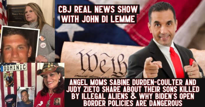 Judy Zieto Sabine Durden-Coulter Angel Moms - Conservative Business Journal - John Di Lemme