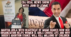 Martha - Heartbeat of Miami - Prolife - Abortion - Conservative Business Journal