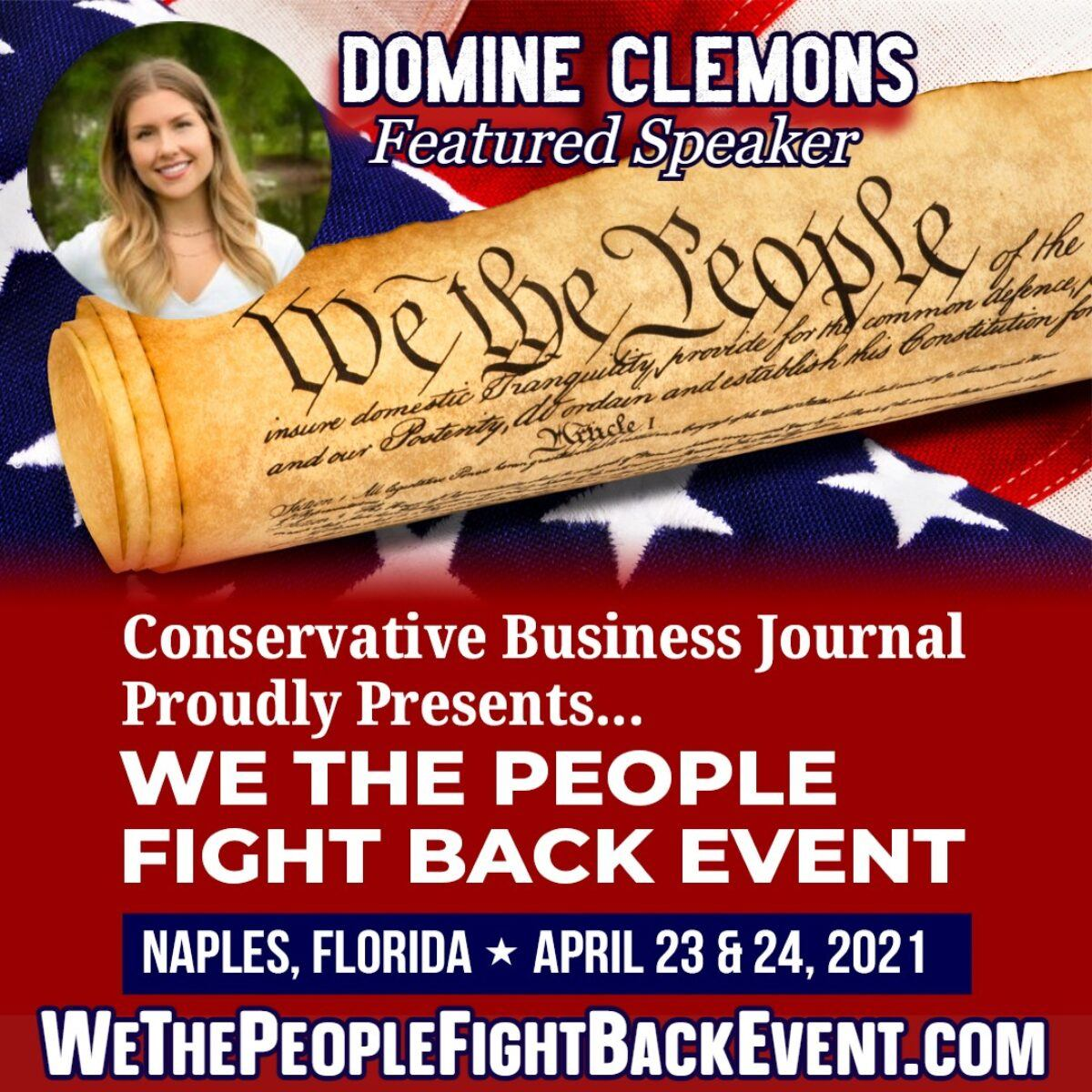 Domine Clemons - Florida Citizens Alliance - Conservative Business Journal