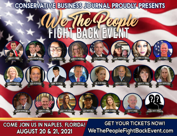 We The People Fight Back Event - John Di Lemme